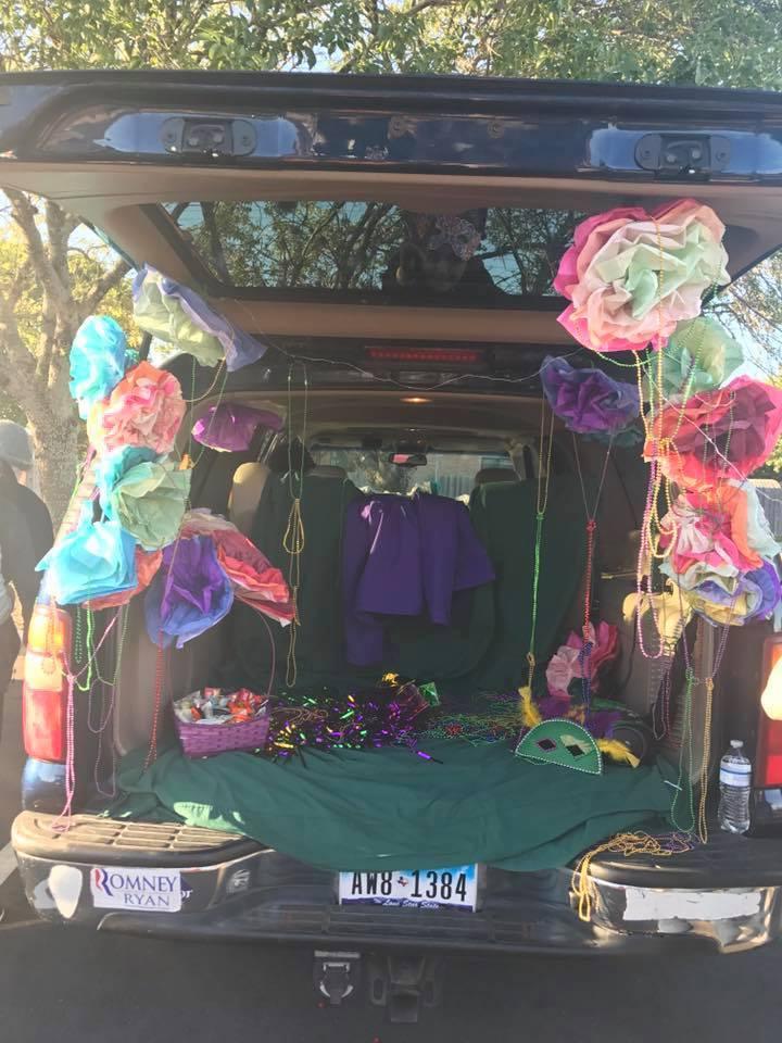 Tropp 99 trunk