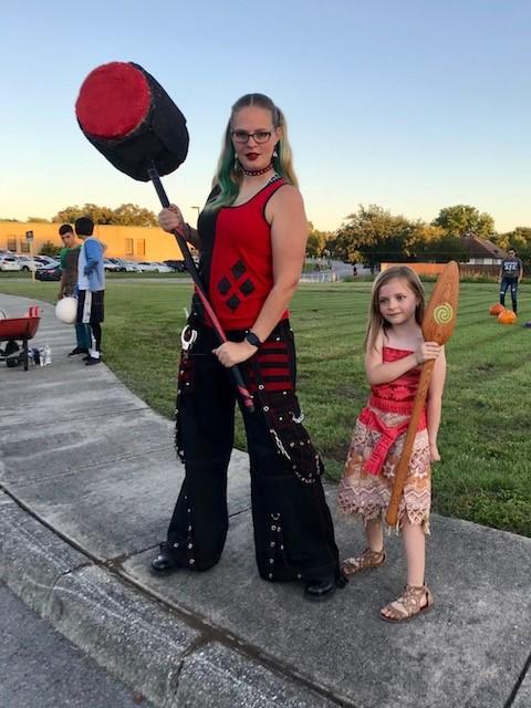 Starleaf costume
