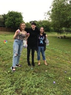 Volunteer Trio